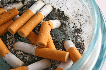smoking rates in youth